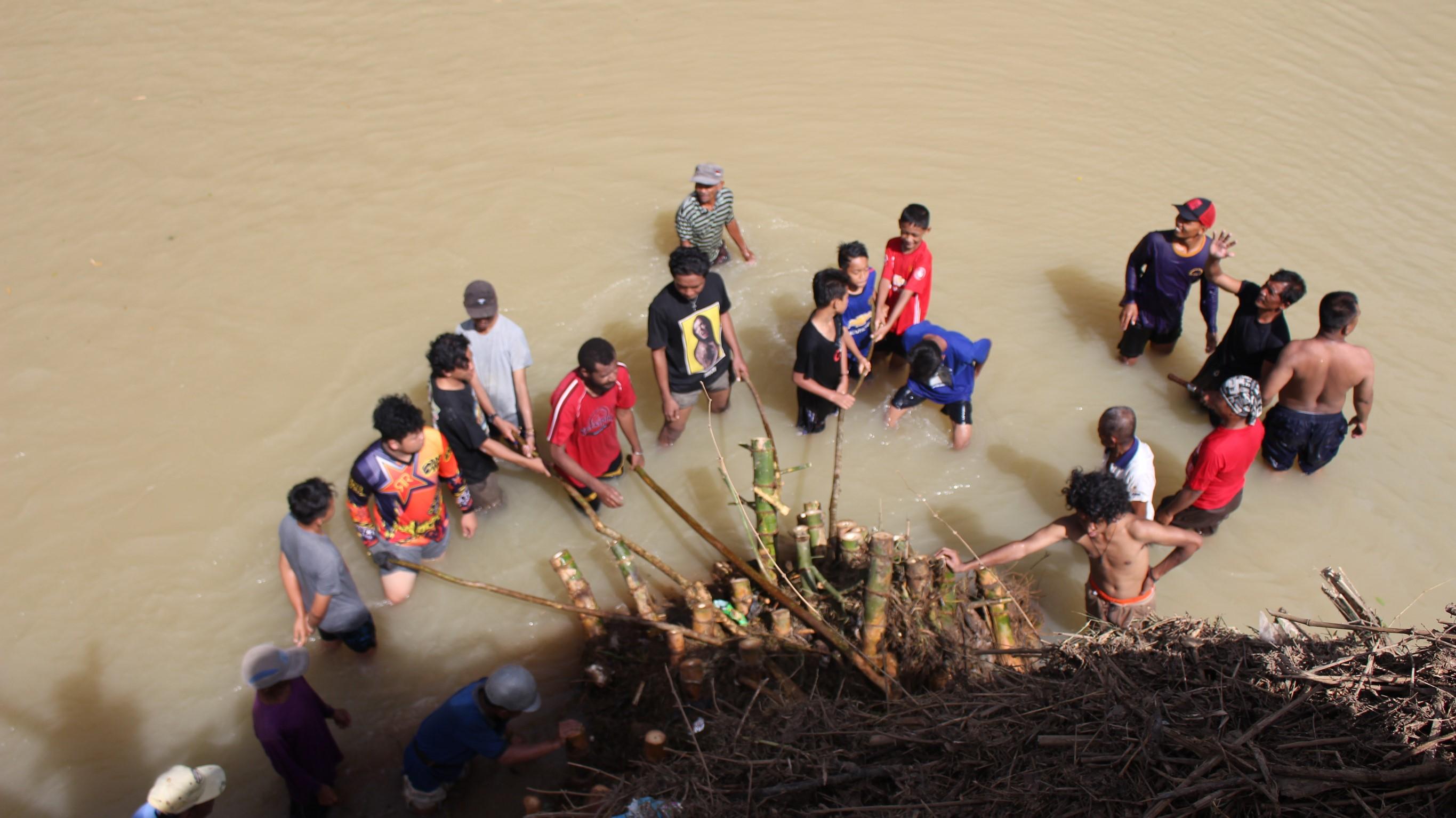 Tiga HMJ FPSB Galang Donasi Untuk Gunung Kidul