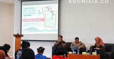 LPM Kognisia Gelar Launching Majalah dan Diskusi Tentang Waria