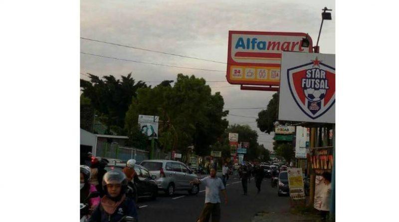Baku Tembak di Jalan Kaliurang, 3 Teroris Berhasil Dilumpuhkan