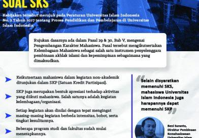 """Beni Suranto: """"Kegiatan Kemahasiswaan Masuk dalam SKP"""""""