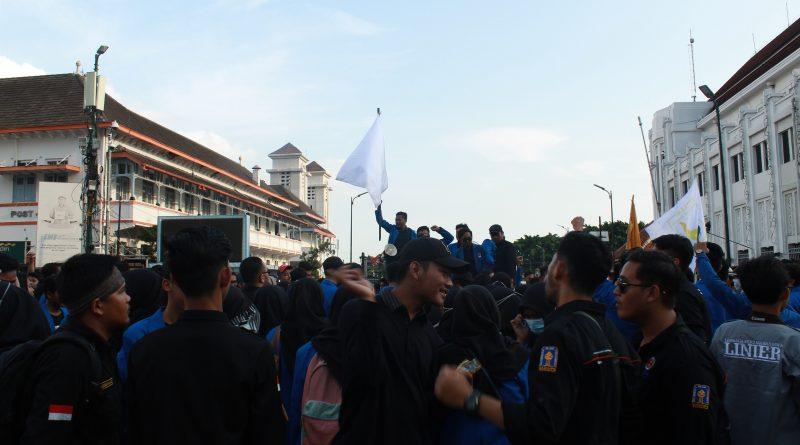 KM UII Tuntut Pemerintah Tuntaskan Kasus Novel Baswedan